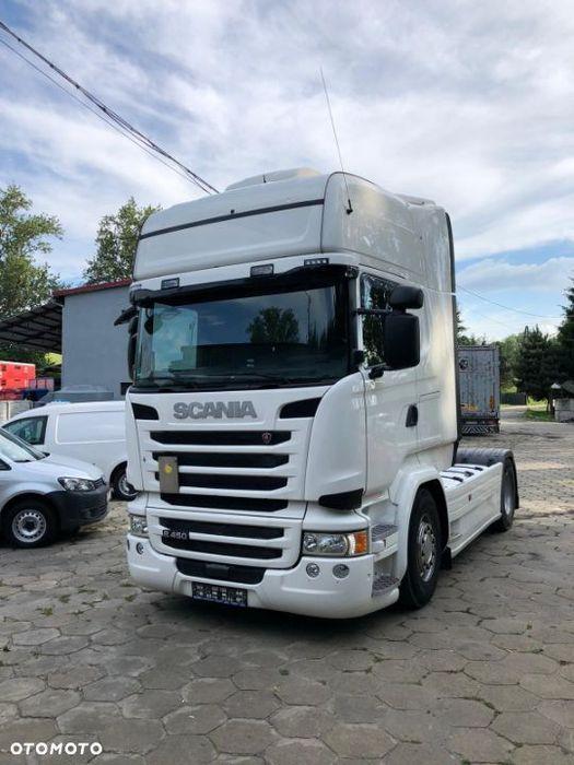 Scania R450  Scania R450, Z Niemiec, Po Kontrakcie, Zadbana, Bez Перемивкы - изображение 1