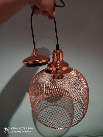 Lampa sufitowa wiszaca 1xE27 EGLO 49738 STRAITON