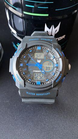 Zegarek Predator Fan Watch   Black (nowy zegarek gaming'owy)