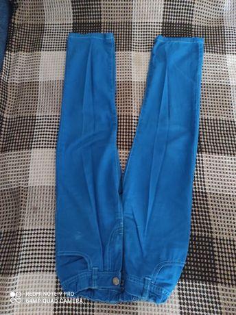 Джинсовые брюки 128 размер
