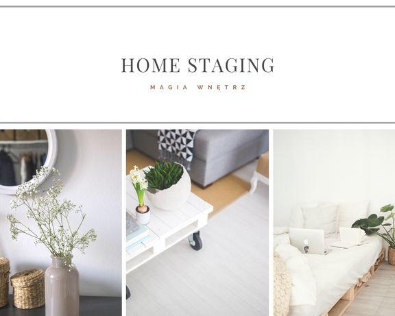 Home staging, aranżacja wnętrz, dekorator, stylizacja, wizualizacje 3d