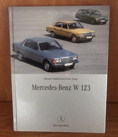 Livro Mercedes Benz W123