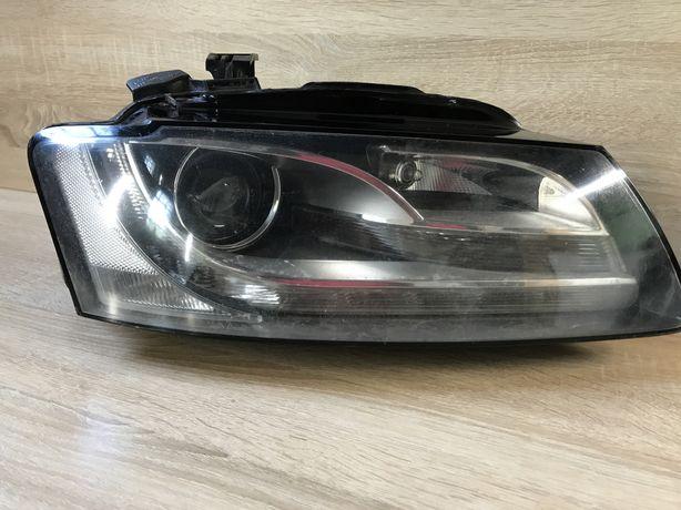 Фара Audi A5 8t R права оригінал VALEO 8t0941004AE оптика