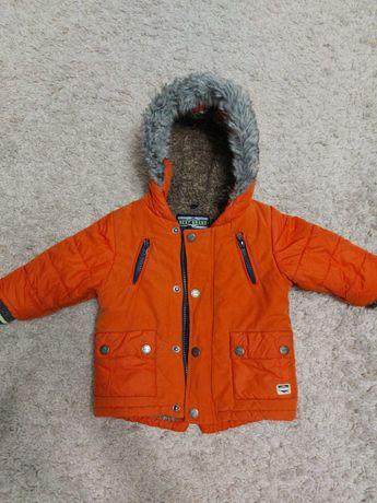 Куртка (парка) на мальчика next Некст