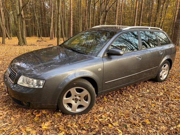 Audi a4b6 benzin