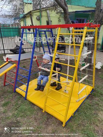 Горка. Игровая площадка, детский спортивный комплекс,  домик, качели