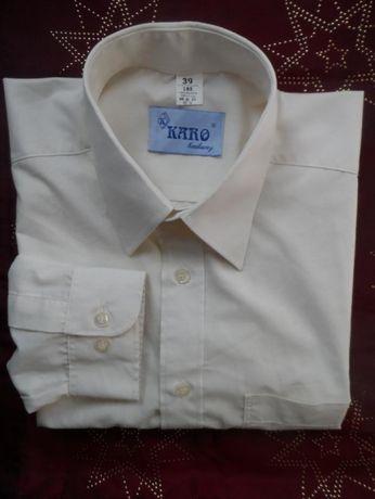 Męska koszula KARO KOSAKOWSCY R. 39/188 cm