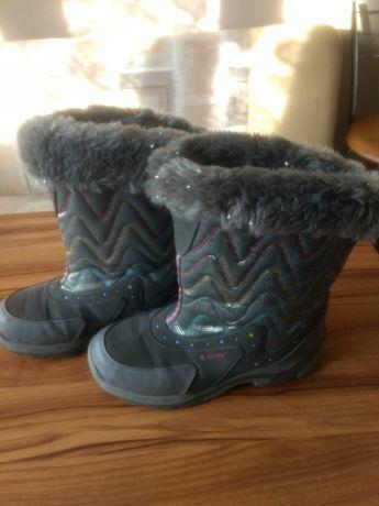 Buty damskie zimowe .