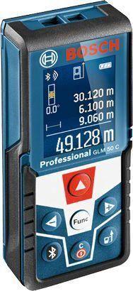 Лазерная рулетка дальномер Bosch GLM 50 C  Bluetooth 50m