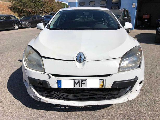 Renault Megane III 1.5 DCI Van de 2011