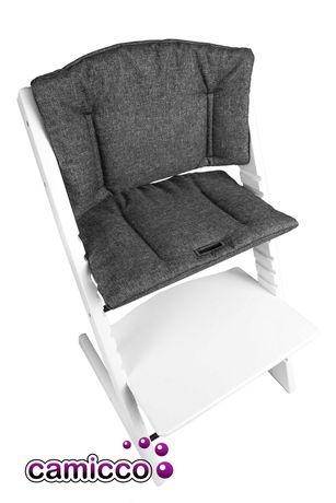 PODUSZKI wkładka wodoodporna na krzesełko TRIPP TRAPP STOKKE krzesło