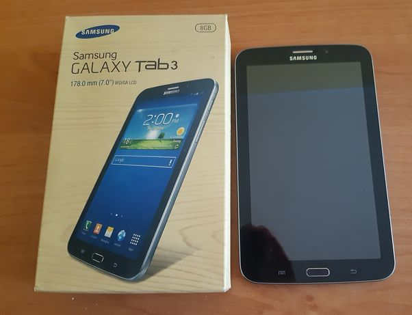 Tablet Samsung Galaxy Tab 3.