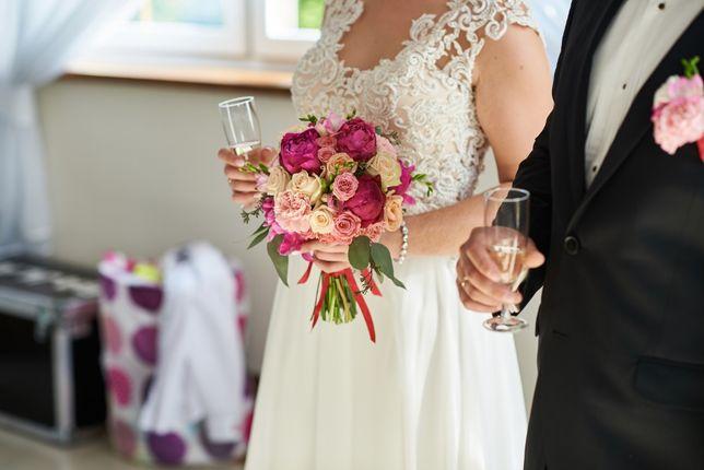 Suknia ślubna Justin Alexander, rozmiar 38