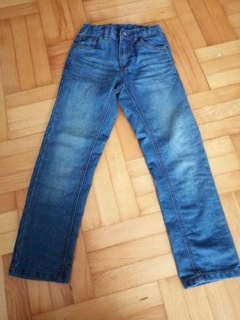 Smyk Cool Club spodnie dżinsowe rozm. 128.