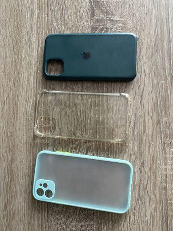 3 чехла iphone 11