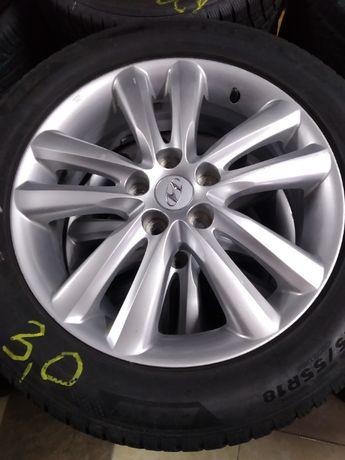 Диски Hyundai 5x114.3/R18/6.5J/ET48
