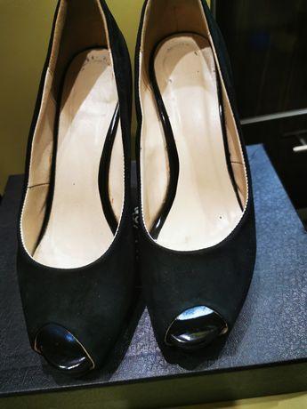 Туфли с открытым носком 36 размер