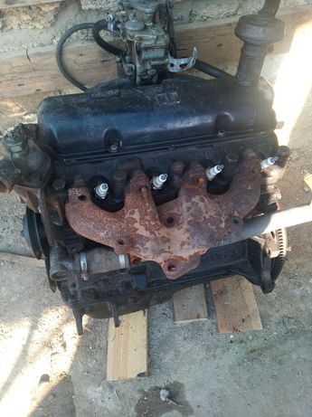 Двигатель 1.3 Ford escort