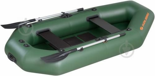Лодка колибри  2х местная