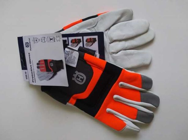 Rękawice antyprzecięciowe marki Husqvarna