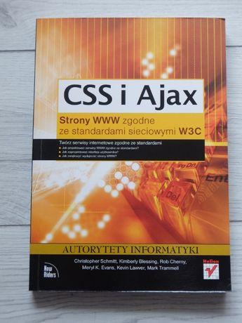 CSS i Ajax. Strony WWW zgodne ze standardami sieciowymi W3C
