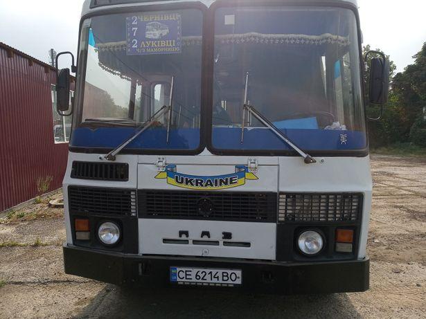 ПАЗ автобус 3205