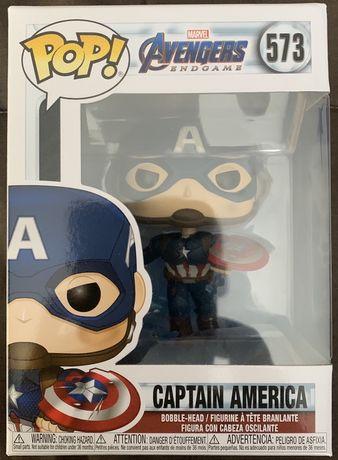 Funko Pop! Marvel Avengers Endgame Captain America 573