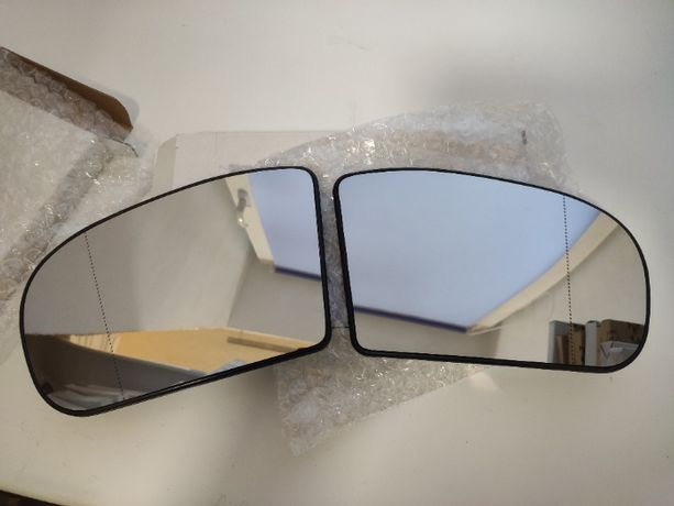 Вкладыш зеркала Мерседес w203 w211 стекло 203 211 вкладиш вкладка 220