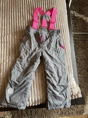 Spodnie zimowe roz. 98
