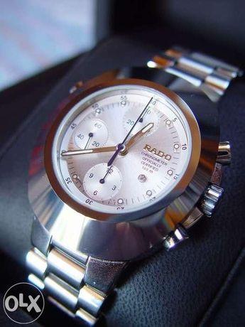 Chronograf RADO DIASTAR SPLIT CHRONOMETER limited edition automatic