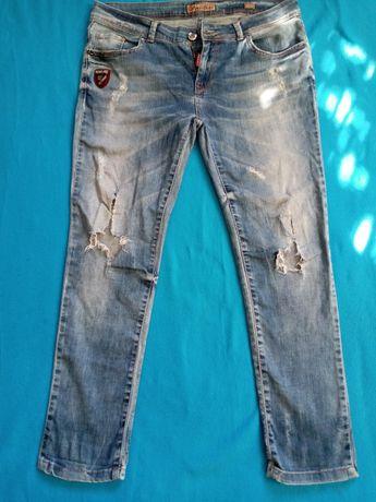 Женские джинсы-рванки,Crazy Wear,Турция