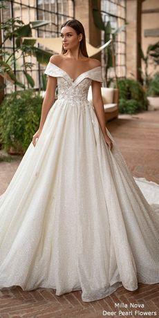 Весільна сукня Milla Nova Francheska Royal Collection 2020