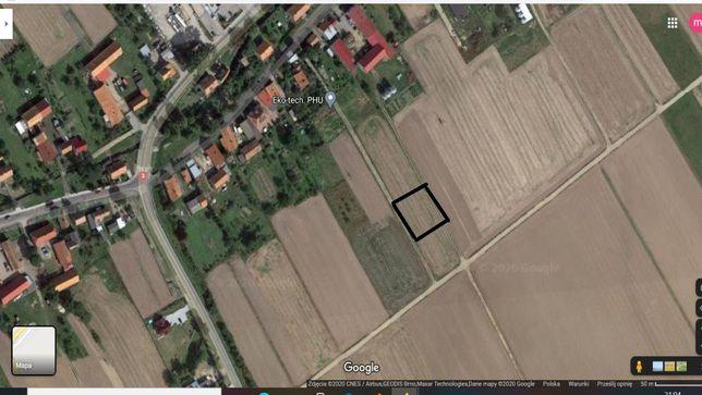 Działka budowlana Paszowice , Jawor