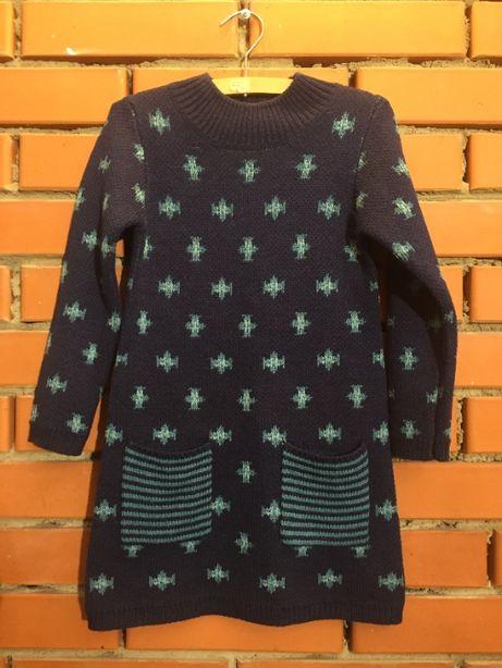 Платье john lewis 5 л ( 110 см).