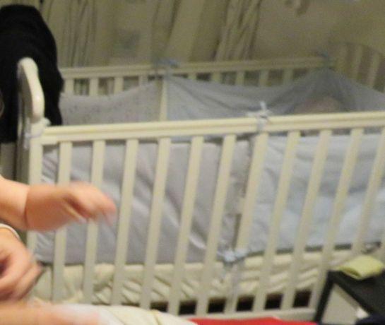 Cama de Grades para bebé Trama