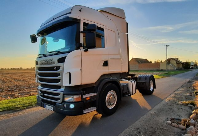 Scania 440 super stan!!! Hydraulika