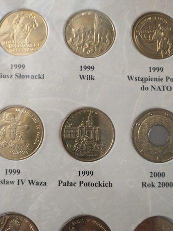 Moneta 2zł 1999rok Pałac Potockich