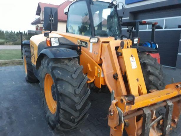 ŁADOWARKA JCB 536-60 AGRI Super 2008r Klima w oryginale