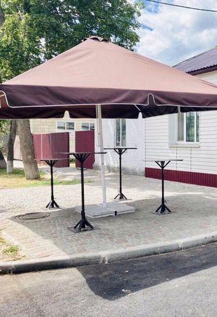 Продам торговый зонт 4*4