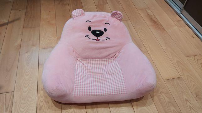 Prezent na mikołaja - fotel dla dziecka