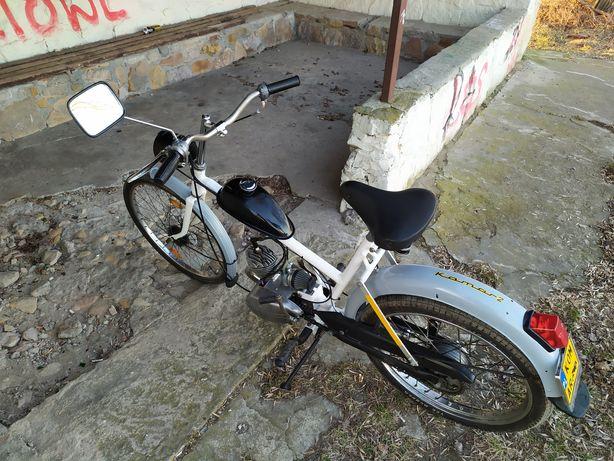 Komar predom dezamet / zamiana na motorynka , WSK 125