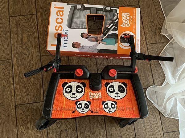 Lascal buggy board maxi orange
