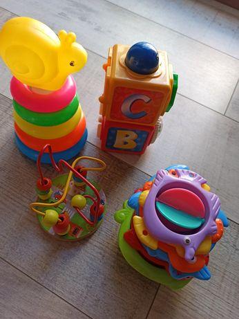 Zestaw zabawek dla maluchów