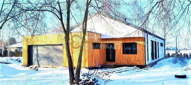 Nowoczesny dom w Błoniu