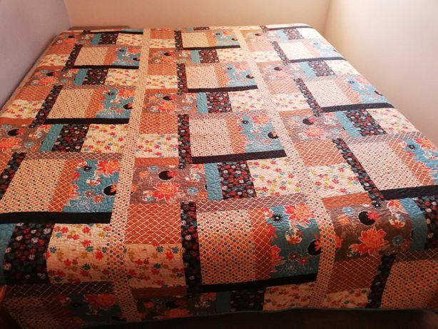 cama colchão e Estrado 2x2- Como Novo