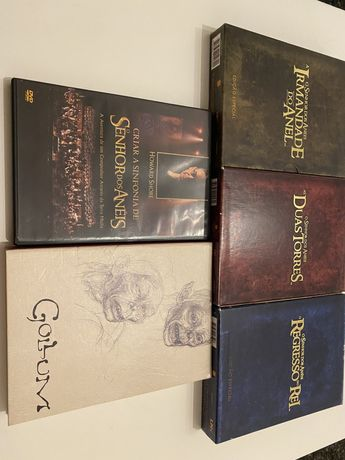 Trilogia Senhor dos Aneis edicao especial