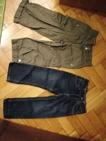 Spodnie chłopięce rozmiar 104