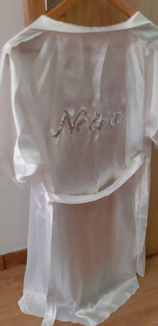 Robe branco  de noiva