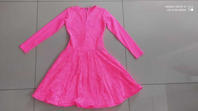 Платье для бальных танцев бейсик на девочку