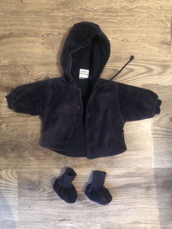 Куртка для новорожденного